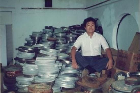 Film Collector | Jiing Yng-ruey