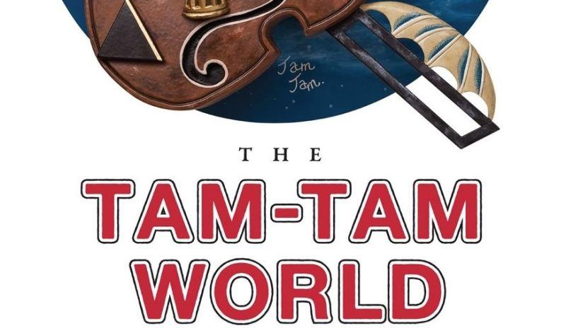 'TAM-TAM WORLD' FEATURING EIJI TAMURA