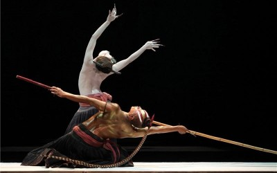 LEGEND LIN DANCE THEATRE DEBUTS IN JAPAN