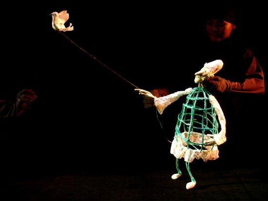 Taiwanese puppetry show in Berlin