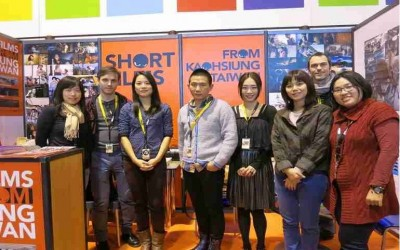 KAOHSIUNG FILMS WELL RECEIVED BY FRANCE