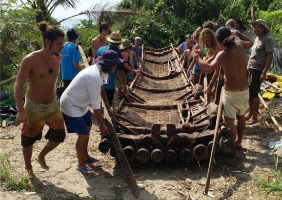 Bamboo raft to test Taiwan-Japan migration theory