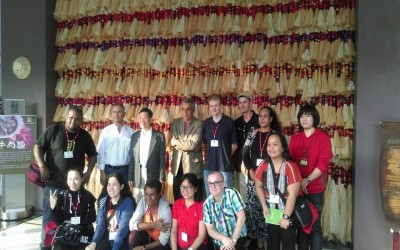 INT'L MEDIA TOURS AUSTRONESIAN TREASURES