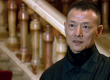 BBC INTERVIEWS TAIWAN'S WU HSING-KUO