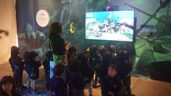 Taichung uses AR, VR to explore underwater heritage