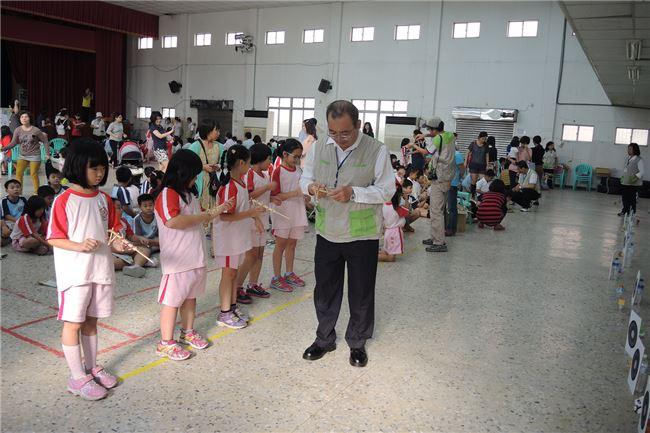 學校推廣計畫支援
