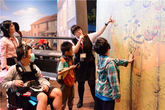 「斯土斯民-臺灣的故事」常設展專人導覽