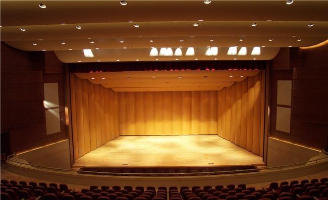 國立臺灣交響樂團霧峰演奏廳