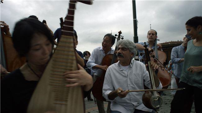 馬友友讓絲路音樂有了不同的當代意義。