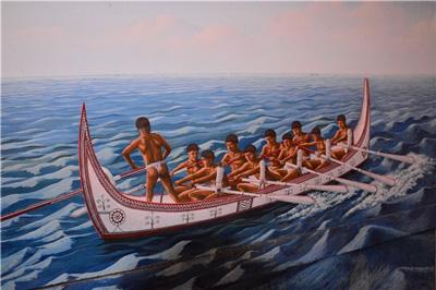 勇士出海捕魚
