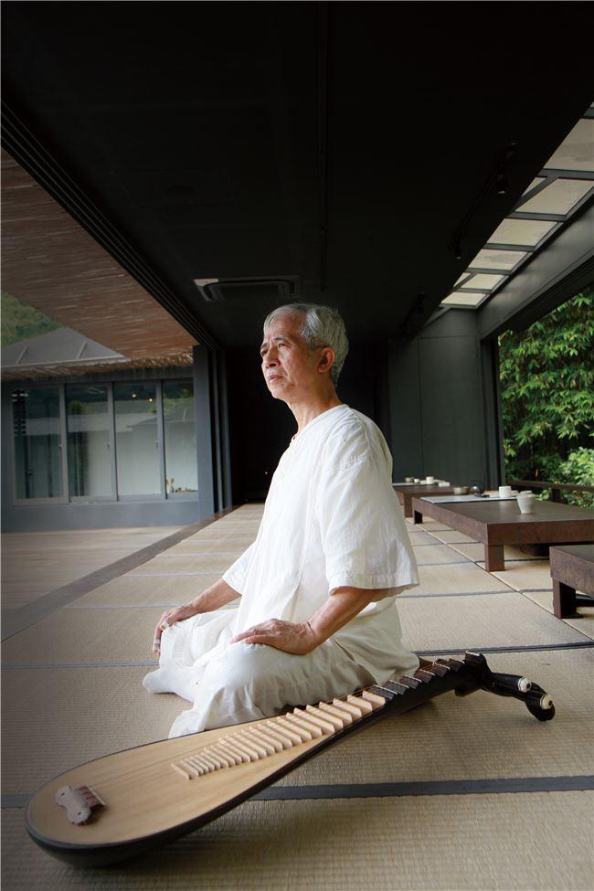 林谷芳是禪者,是聚焦中國人文的音樂導聆人,更是一位試圖以傳統智慧安頓當代人心的不倦學人。