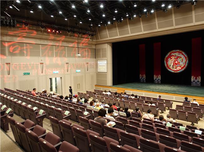 臺北戲棚為觀光公益演出的重要場地