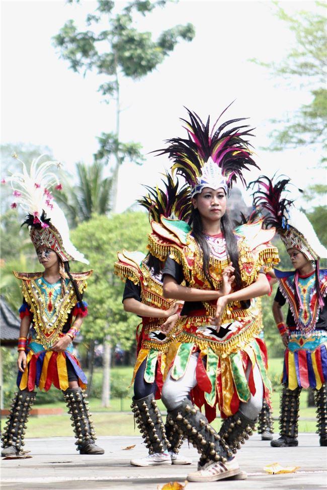 圖2.東南亞國家對傳統文化藝術投入許多堅持與努力