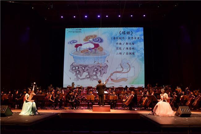 小巨人絲竹樂團2016年的「靈芝」音樂會,是一個成功的跨界創意,最重要的就是找到「跨界亮點」。