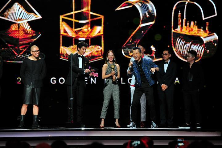 辦理「金曲獎」作為華語音樂最高榮譽之指標性獎項