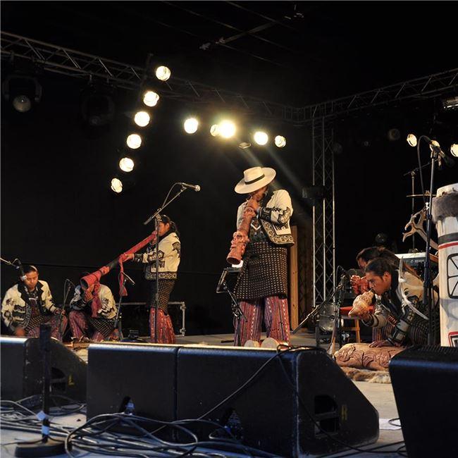 來自瓜地馬拉的 Sotzil 樂團