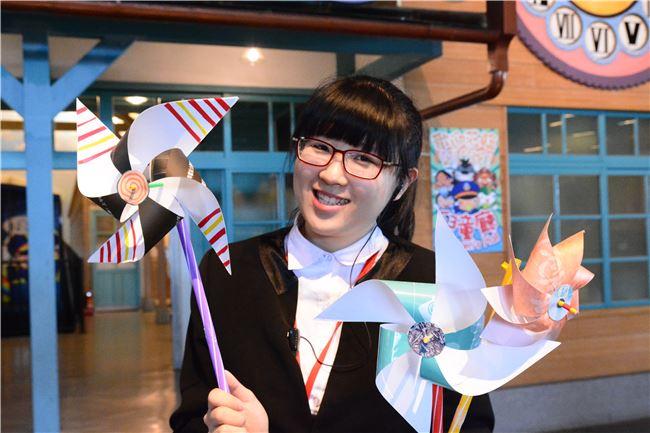 手作童玩趣-風車DIY