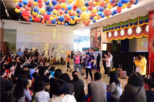 「七隻小羊」兒童音樂劇