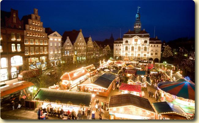 耶誕市集成為冬日歐洲最具溫度的風景