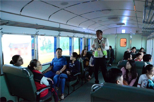 重返臺灣400年-火車劇場專人導覽