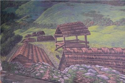 地穴式主屋