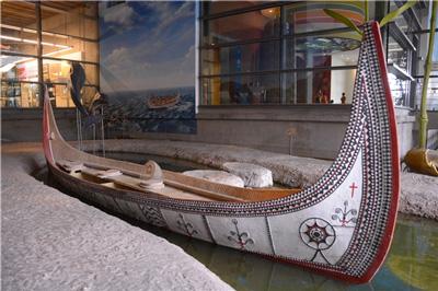 Tatala Boat