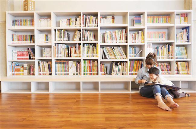 學習中心親子共讀