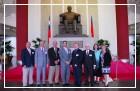 美國中西部州議會領袖訪華第一團參觀