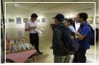 逸仙藝廊展出第34屆膠彩畫展