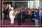 華僑就國連合總會會長率一行150人向國父銅像致敬