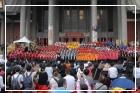 本館舉辦紀念國父151歲誕辰合唱一家親活動