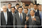 "Former President Ma Ying-jeou visited the ""Revolution Rising from Cession of Taiwan"