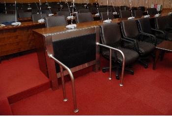 中山講堂輪椅席位
