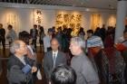 博愛藝廊及1樓文化藝廊展出中韓書法交流展