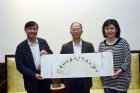 湖北武漢文物局長率團參訪