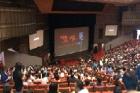 大會堂演出驚嘆樂舞