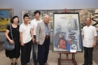 中山畫廊展出焦士太88回顧展