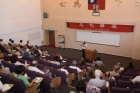 演講廳孫大川主講台灣給世界的禮物一個原住民的觀點