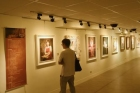 翠亨藝廊展出「舞之人生-林莉芸個展」。展期:9/29~10/10。