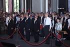 馬前總統率領國民黨副主席向國父致敬獻花