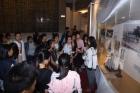 東南亞華裔蒞臨參觀本館
