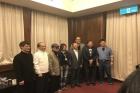 大會堂舉辦「人間國寶III-黃俊雄布袋戲音樂會」,與會貴賓有立法院前院長王金平先生等。