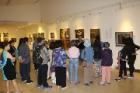 逸仙藝廊展出「身邊之謎-潘素英油畫個展」。