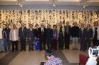 中山國家畫廊展出「凝鍊與幻變-杜忠誥七十書藝展」