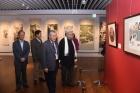 博愛藝廊展出五榕畫會聯展