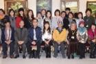 德明藝廊展出台北女畫家聯展