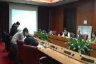 The collection review council meeting (Chinese Painting Group) was held with 44 Chinese paintings passing