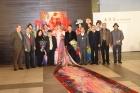 中山國家畫廊展出萬葉集展