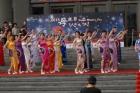 本館與台灣新住民發展協會在正門前平臺及噴水池前廣場共同舉辦2018母親節「百人旗袍千人秀」新住民團體走秀活動,旗袍佳麗窈窕動人,氣質萬千,計有約500位人士觀賞。