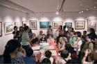 博愛藝廊展出「臺灣水彩畫協會會員聯展」